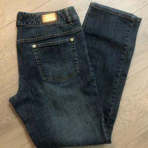 Michael Kors Bootcut Jeans Sz 12